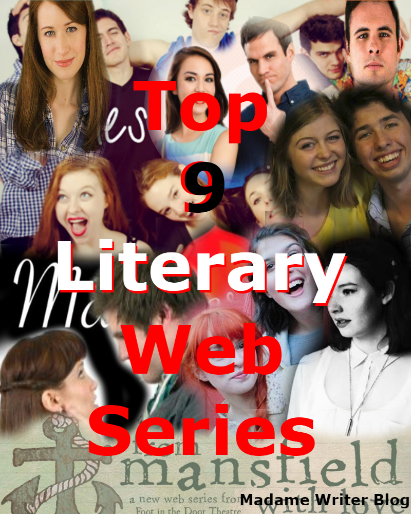 Top 9 Literary Web Series