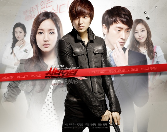 3. City-Hunter13