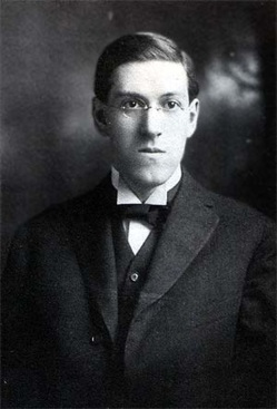 1. Howard Phillips Lovecraft we