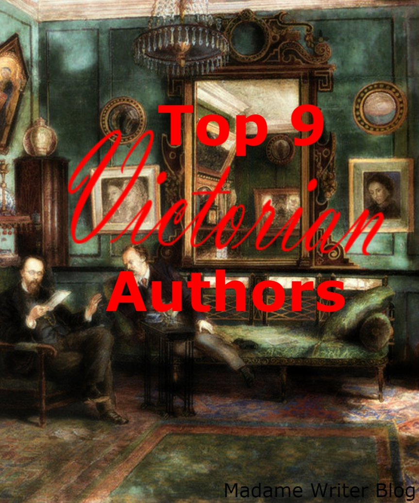 Top 9 Victorian Authors