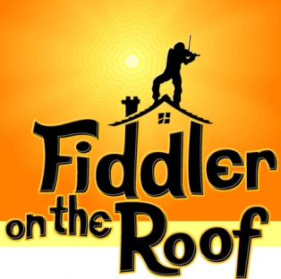 3. Fiddler on the Roof Logo