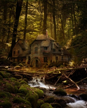 2. Old Mill, Black Forest, Germany
