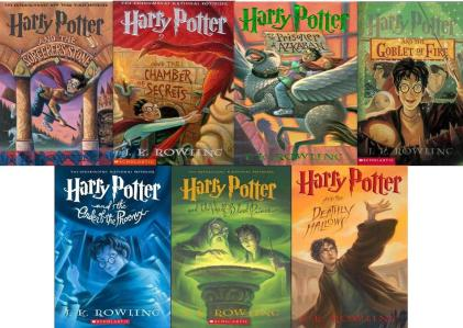 6. harry-potter-series