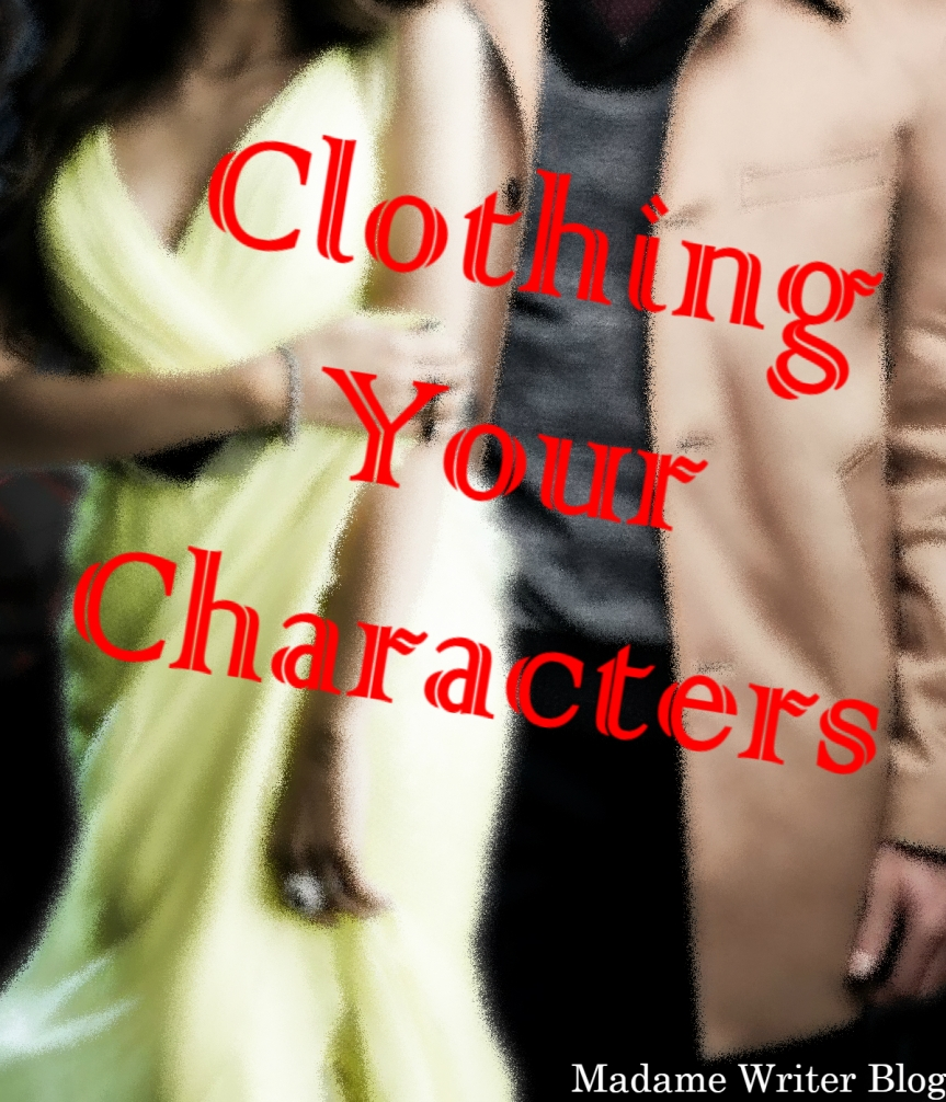 Clothing Your Characters