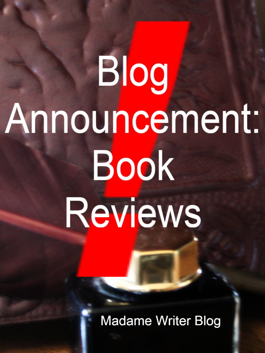 Blog Announcement: Book Reviews & NaNoWriMo