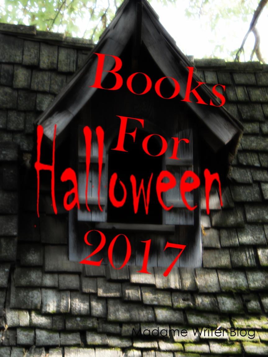 Books for Halloween2017