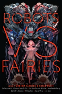 4. Robots vs. Fairies