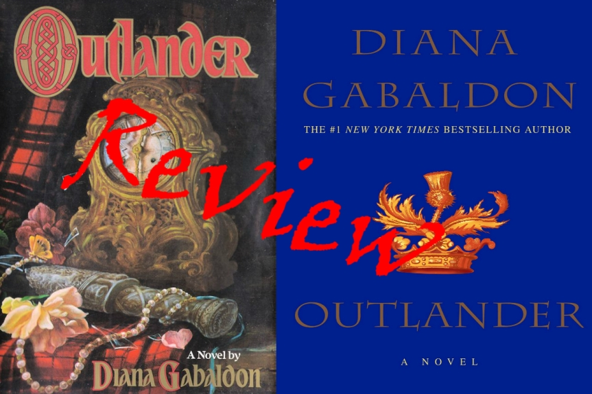 Book Review: Outlander by Diana Gabaldon