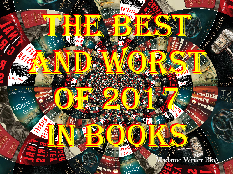 The Best and Worst of 2017 in Books