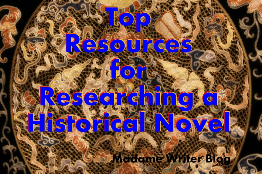 Top Resources for Researching a Historical Novel