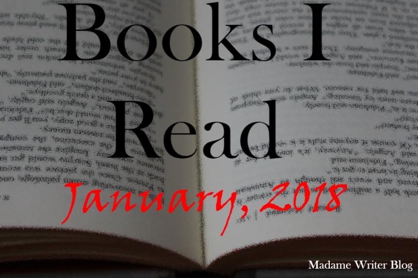 Books I Read January,2018