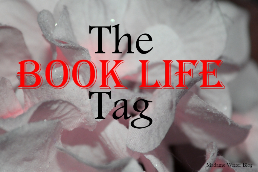 The Book Life Tag