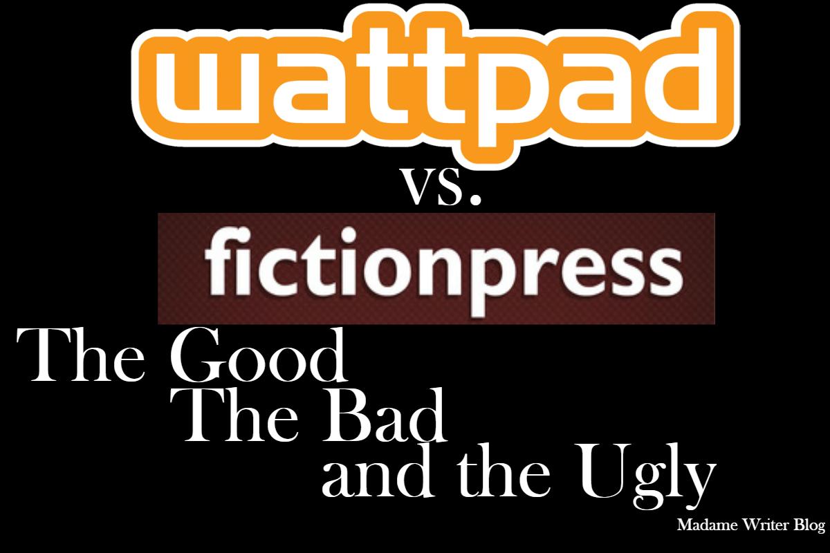 Fictionpress and then i had sex