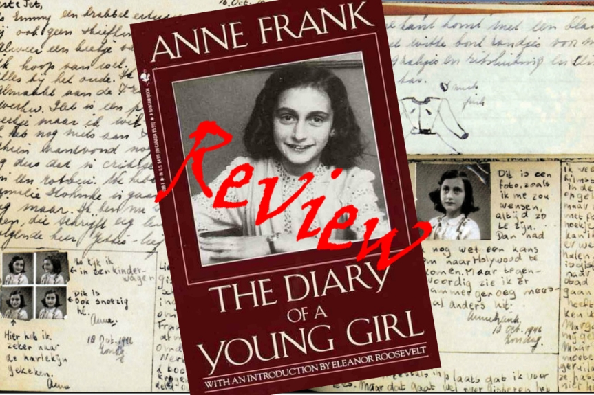Book Review: A Diary of a Young Girl by AnneFrank