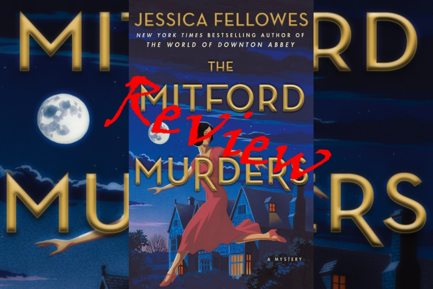 Book Review: The MitfordMurders