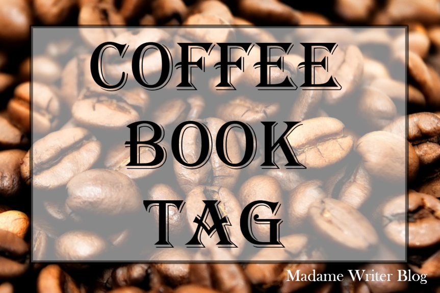 Coffee Book Tag