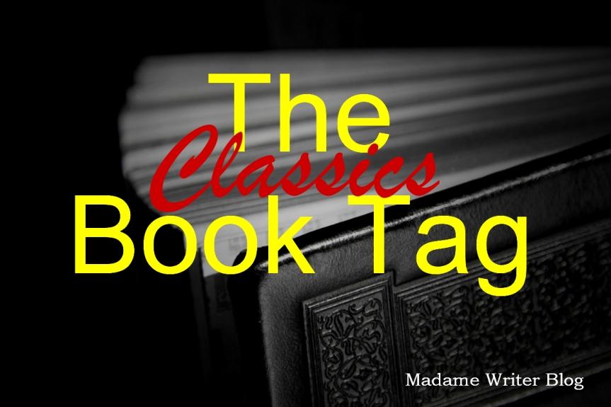 The Classics BookTag