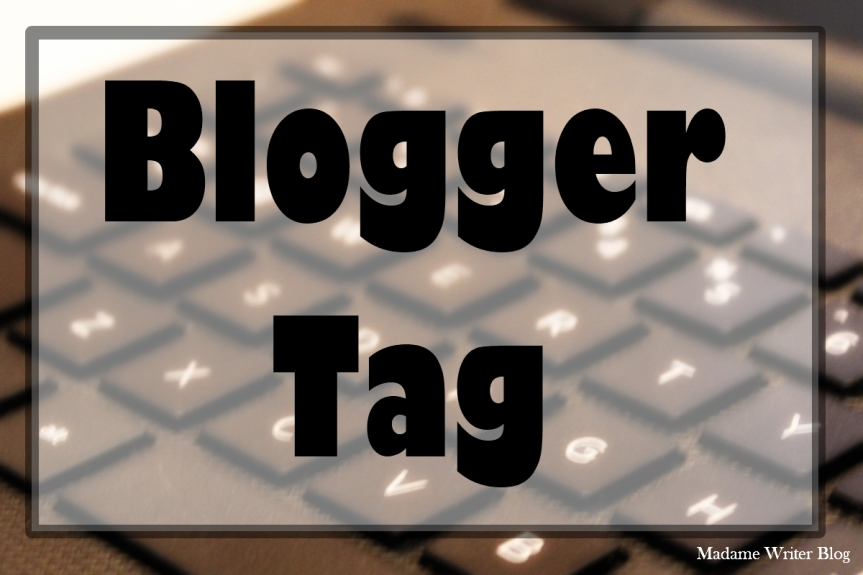Blogger Tag (original)