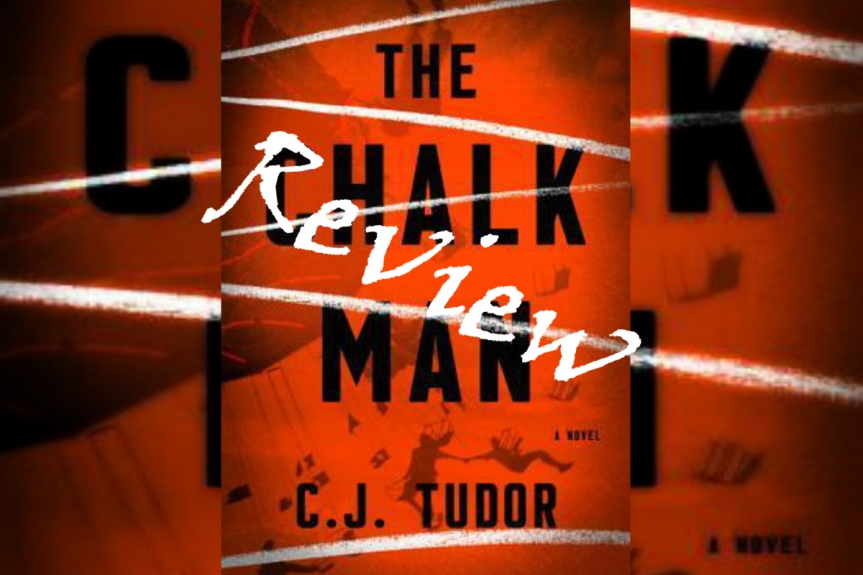 Book Review: The Chalk Man (just…why?)