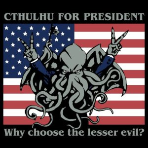 cthulhu-for-president_from-facebook