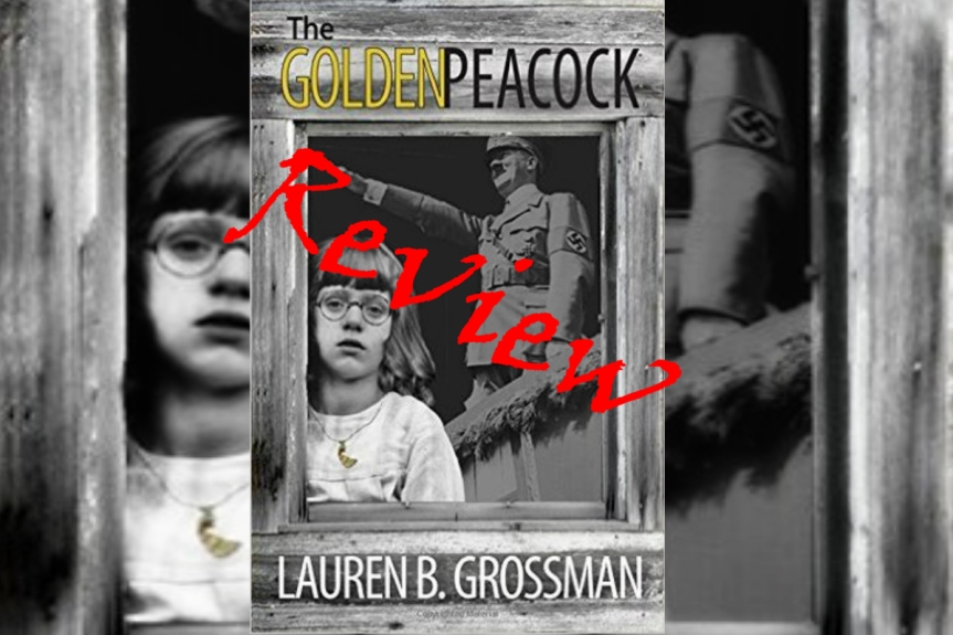 Indie Book Review: The Golden Peacock by Lauren Grossman