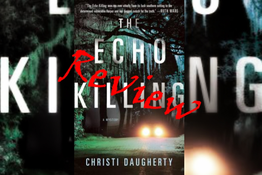 Book Review: The Echo Killing