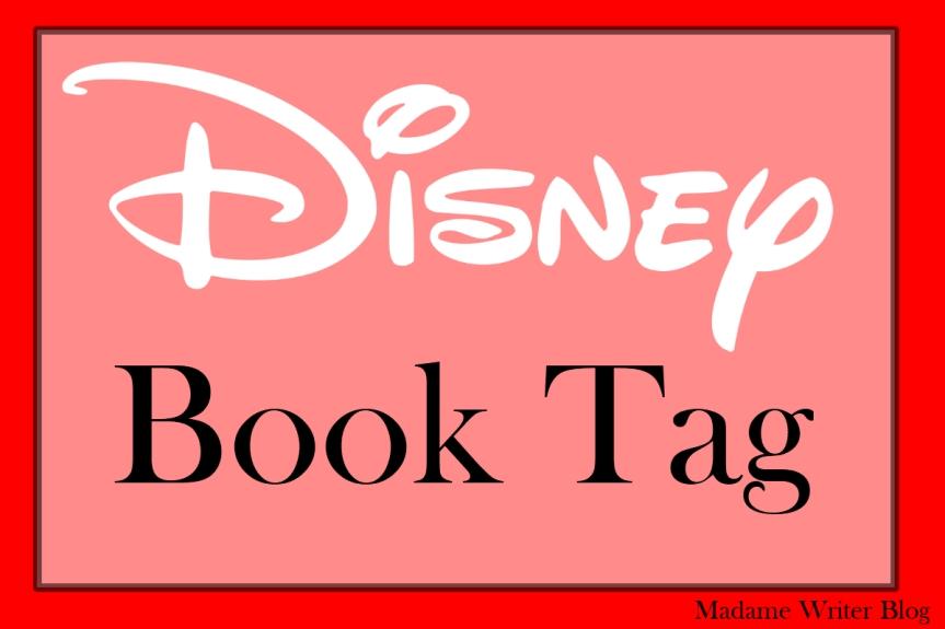 Disney Book Tag