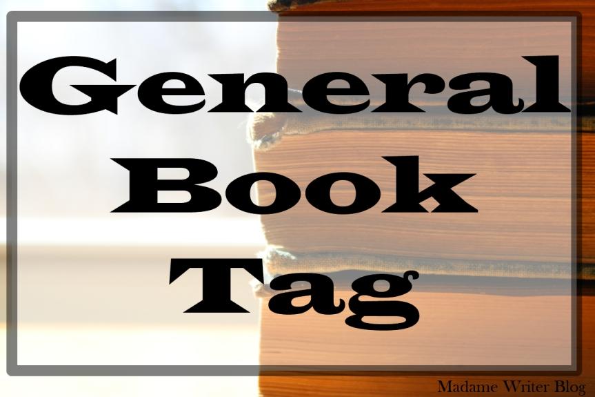 General Book Tag