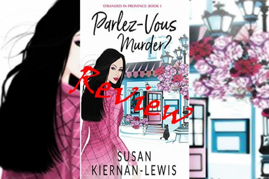Indie Book Review: Parlez-VousMurder?