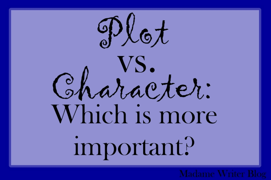Plot vs. Characters: Which is More Important?