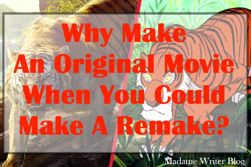 Why Make An Original Movie When You Could Make ARemake?