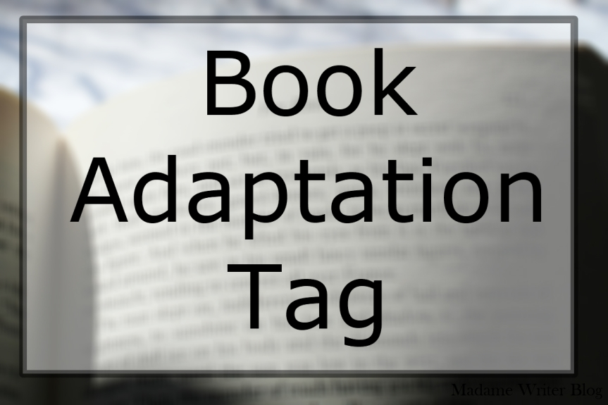 Book Adaptation Tag
