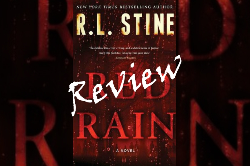 Book Review: Red Rain by R. L. Stine