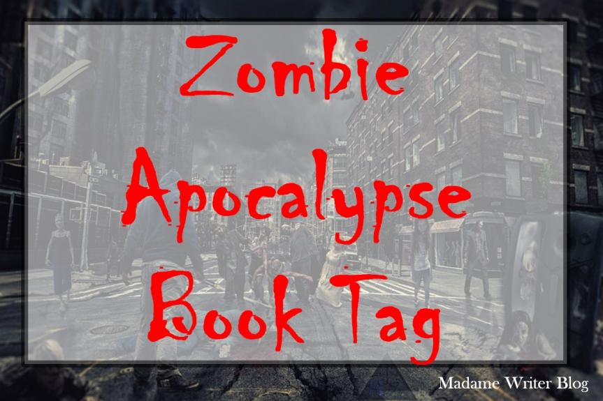 Zombie Apocalypse BookTag