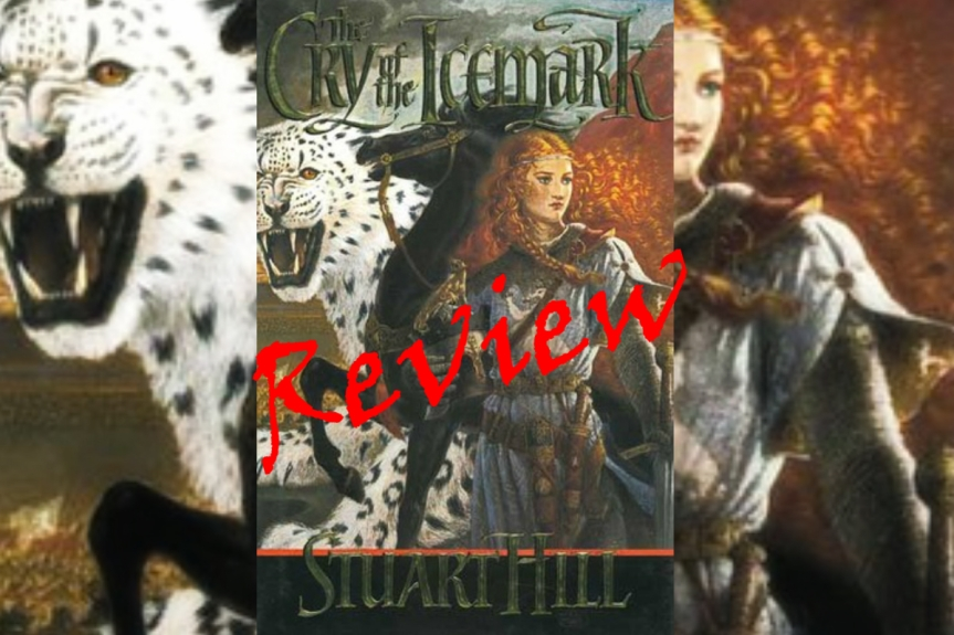 Book Review: The Cry of the Icemark by StuartHill