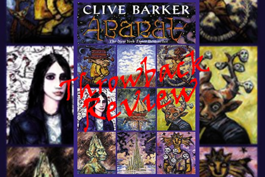 Throwback Book Review: Abarat by Clive Barker