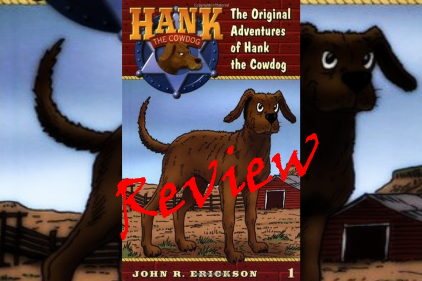 Book Review: The Original Adventures of Hank the Cowdog by John R. Erickson