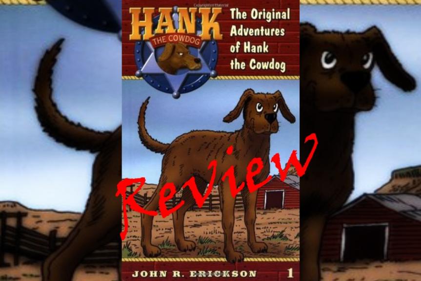 Book Review: The Original Adventures of Hank the Cowdog by John R.Erickson