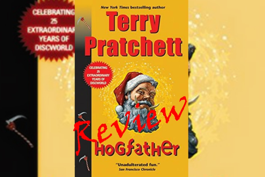 Book Review: The Hogfather by Terry Pratchett