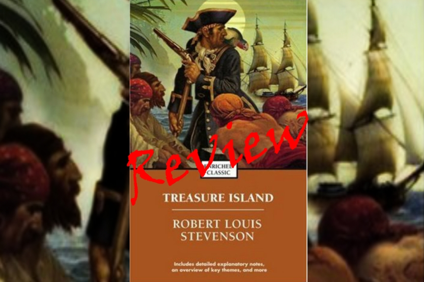 Book Review: Treasure Island by R.L. Stevenson