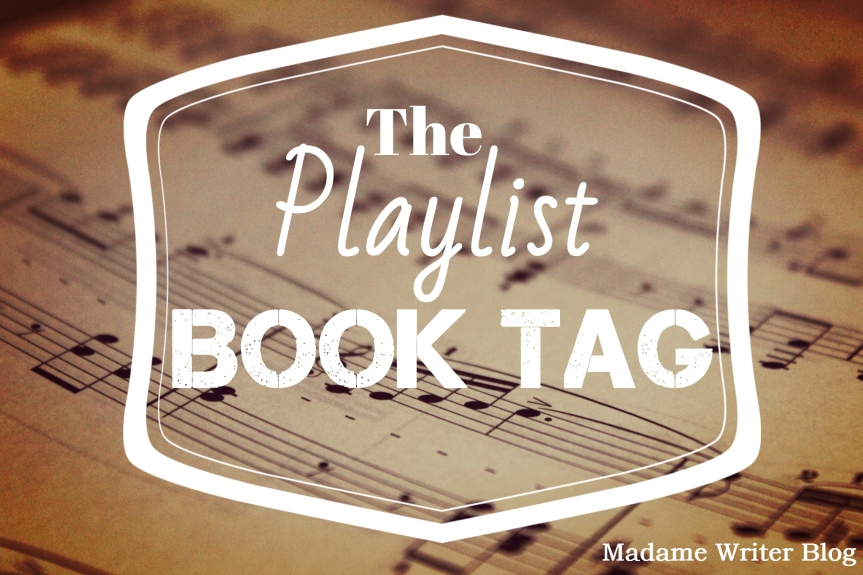 The Playlist Book Tag