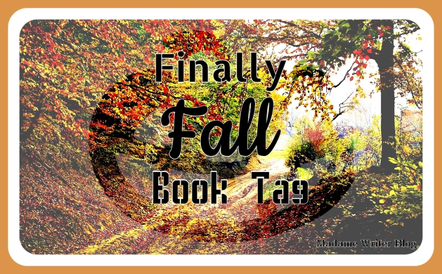 Finally Fall Book Tag!