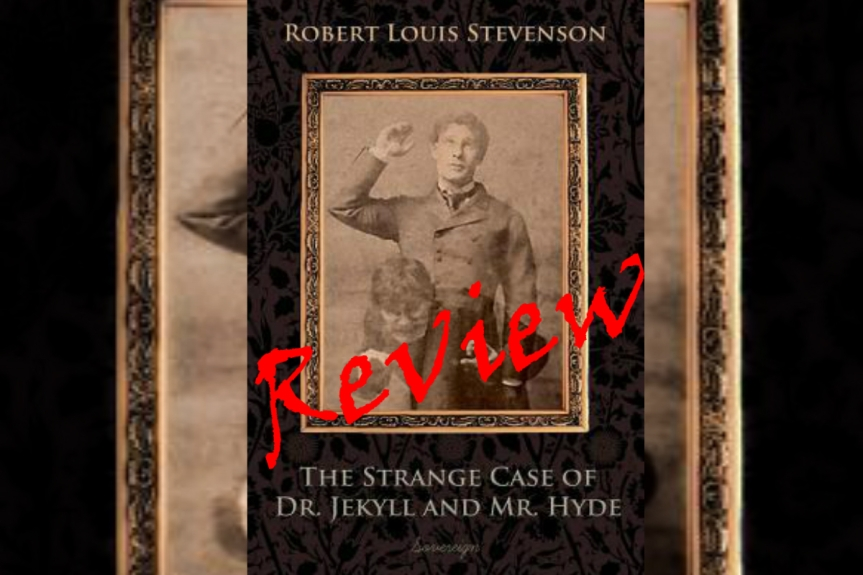Book Review: The Strange Case of Dr. Jekyll and Mr. Hyde by Robert Louis Stevenson