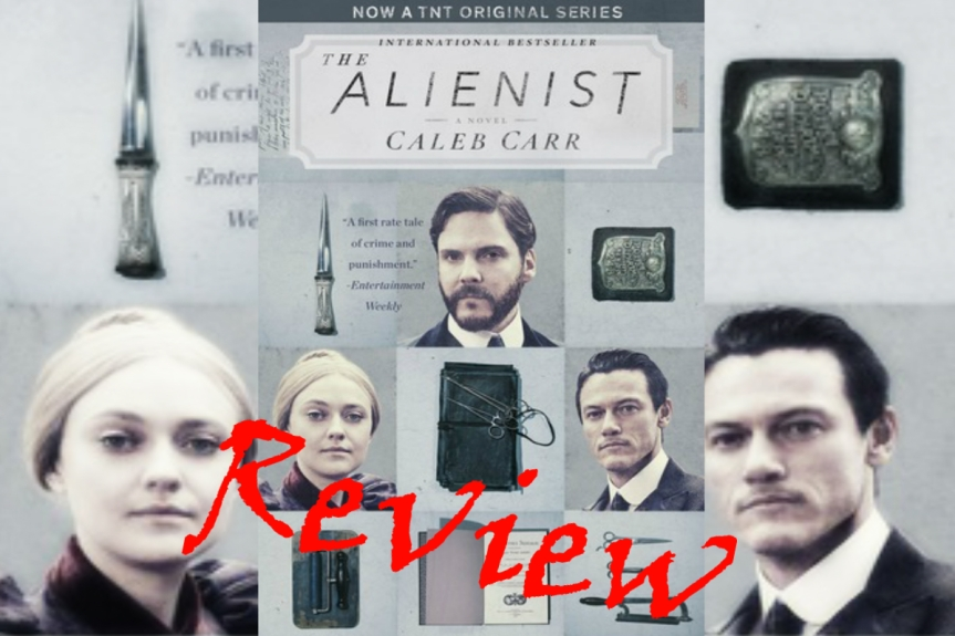 Book Review: The Alienist by Caleb Carr