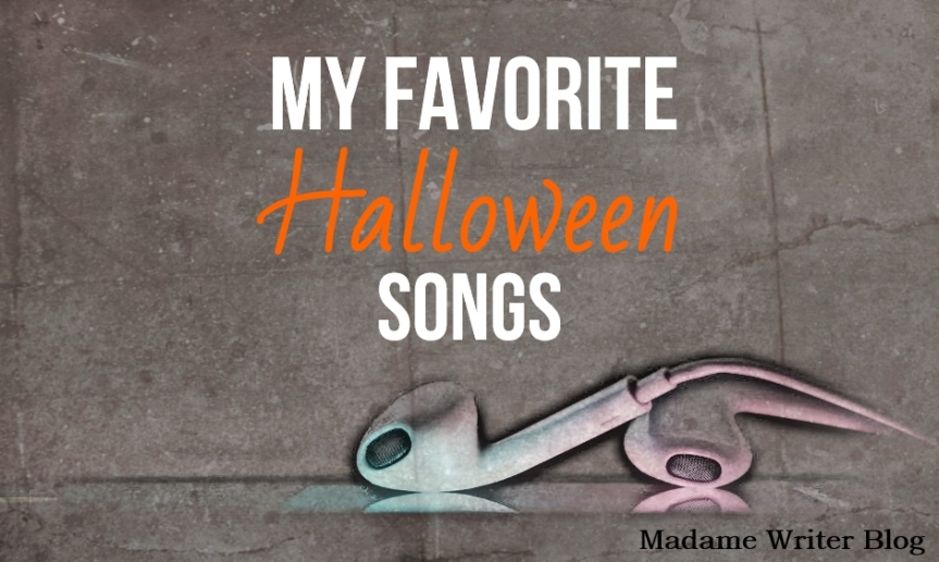 My Favorite Halloween Songs