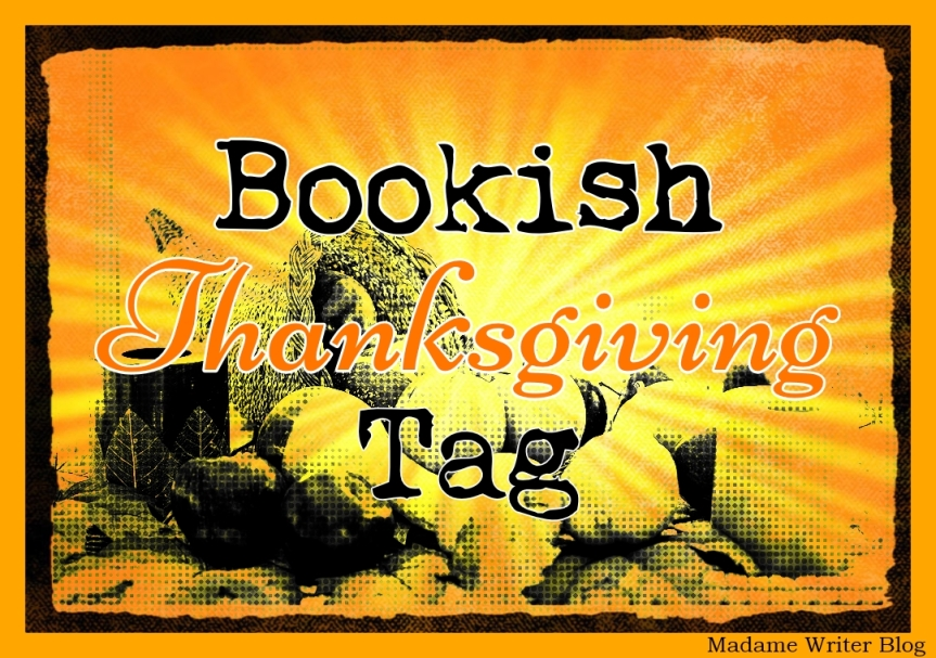 Bookish Thanksgiving Tag
