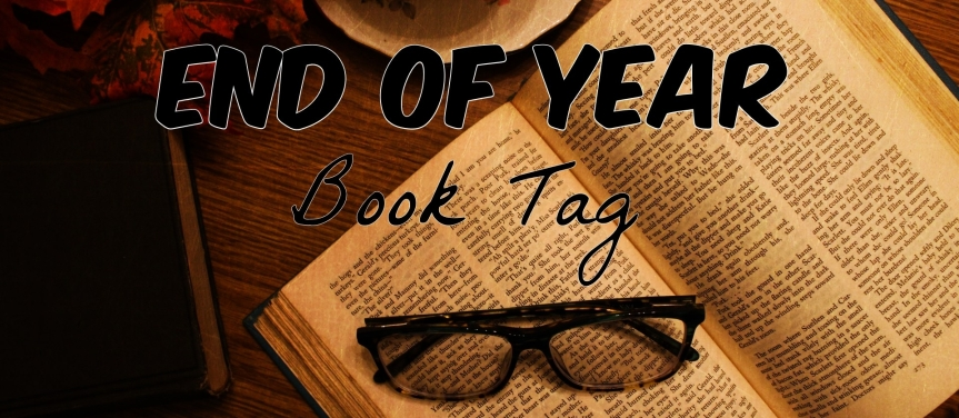 End of Year Book Tag 2018