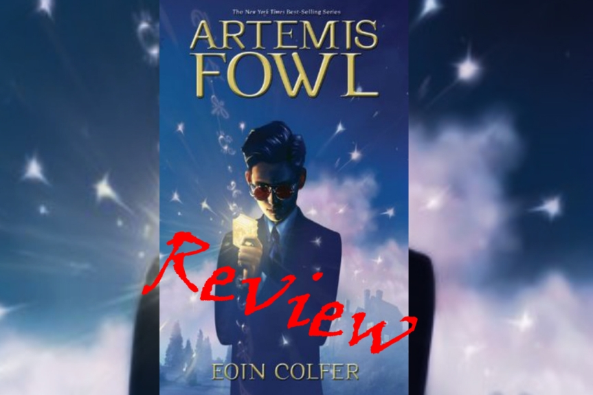 Book Review: Artemis Fowl by Eoin Colfer