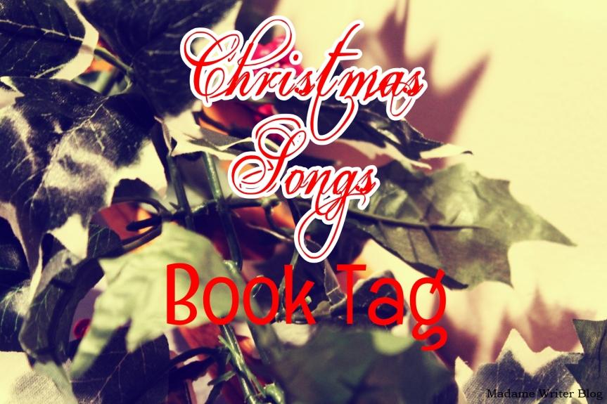 Christmas Songs BookTag