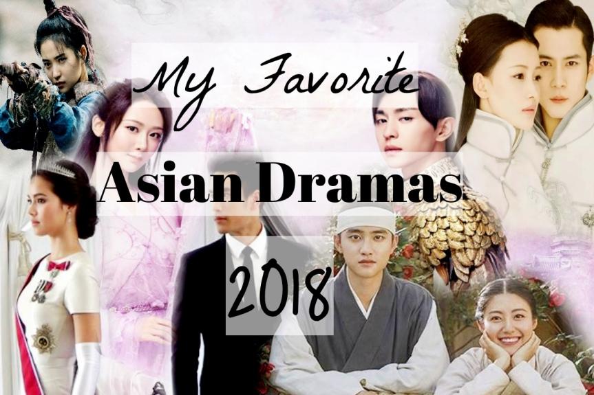 My Favorite Asian Dramas of 2018 – Madame Writer